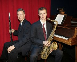 PETER & WILL ANDERSON – 8PM & 10PM