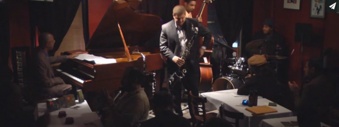 [VIDEO] Todd Marcus Quartet