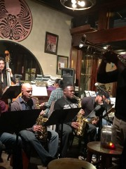 THE TWINS JAZZ ORCHESTRA – 8PM